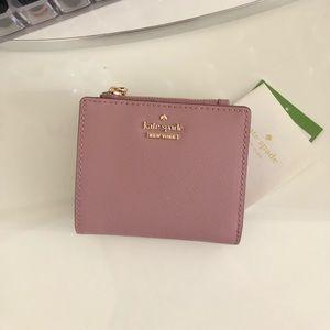 Handbags - Kate Spade Mauve wallet